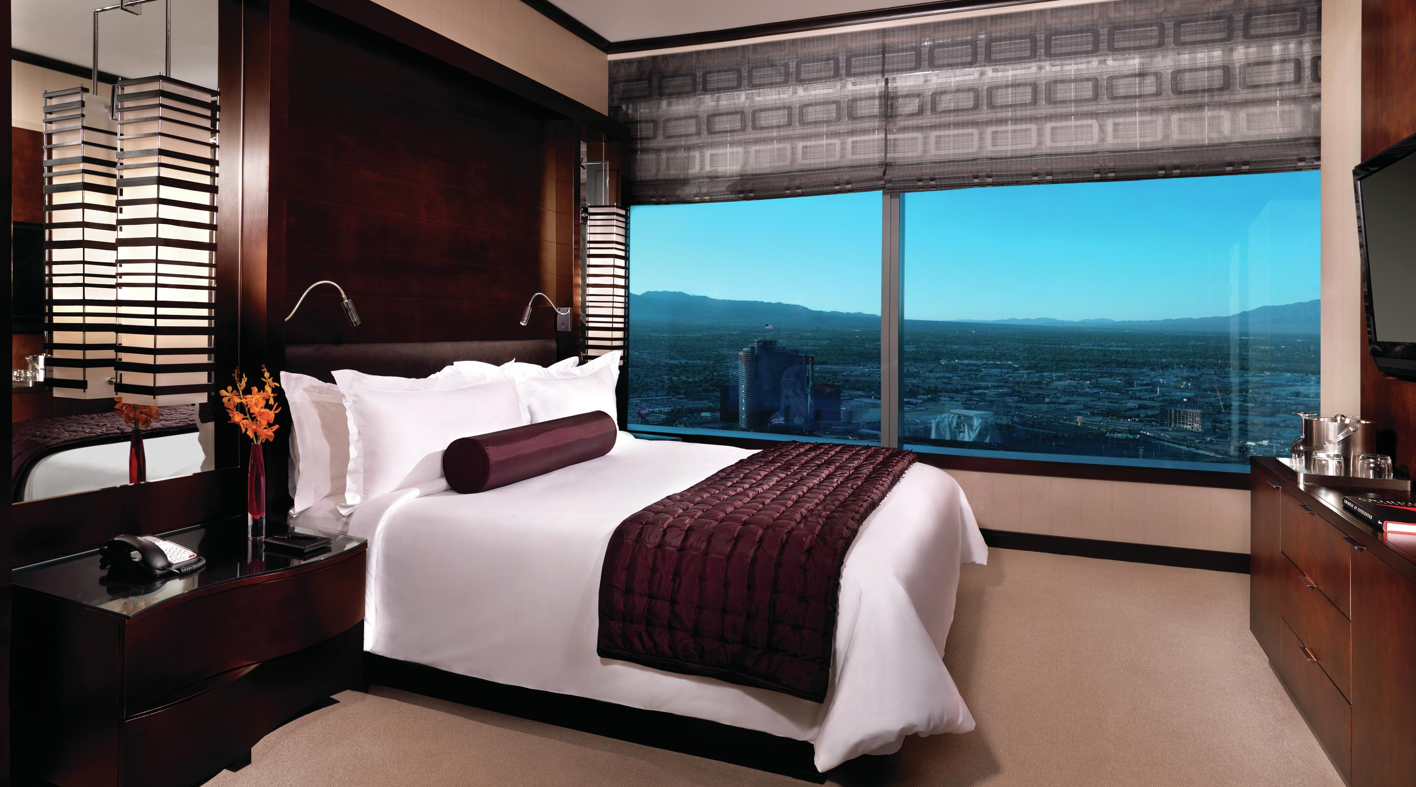 Luxury Las Vegas Lofts   One Bedroom Lofts   Vdara Hotel U0026 Spa