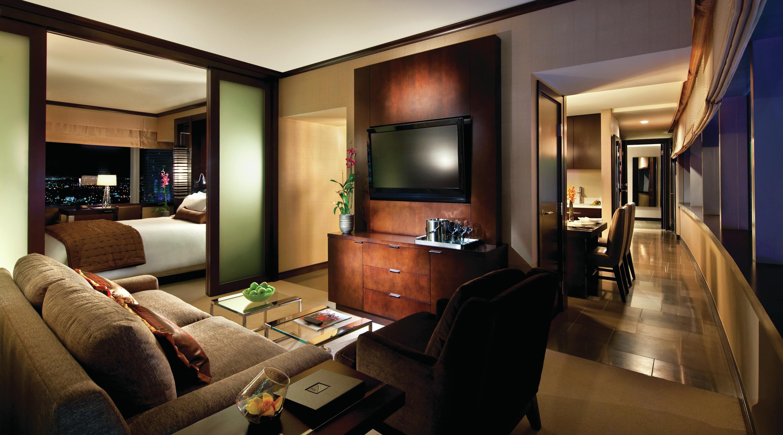 Las Vegas Panoramic View Suites - Vdara Hotel & Spa