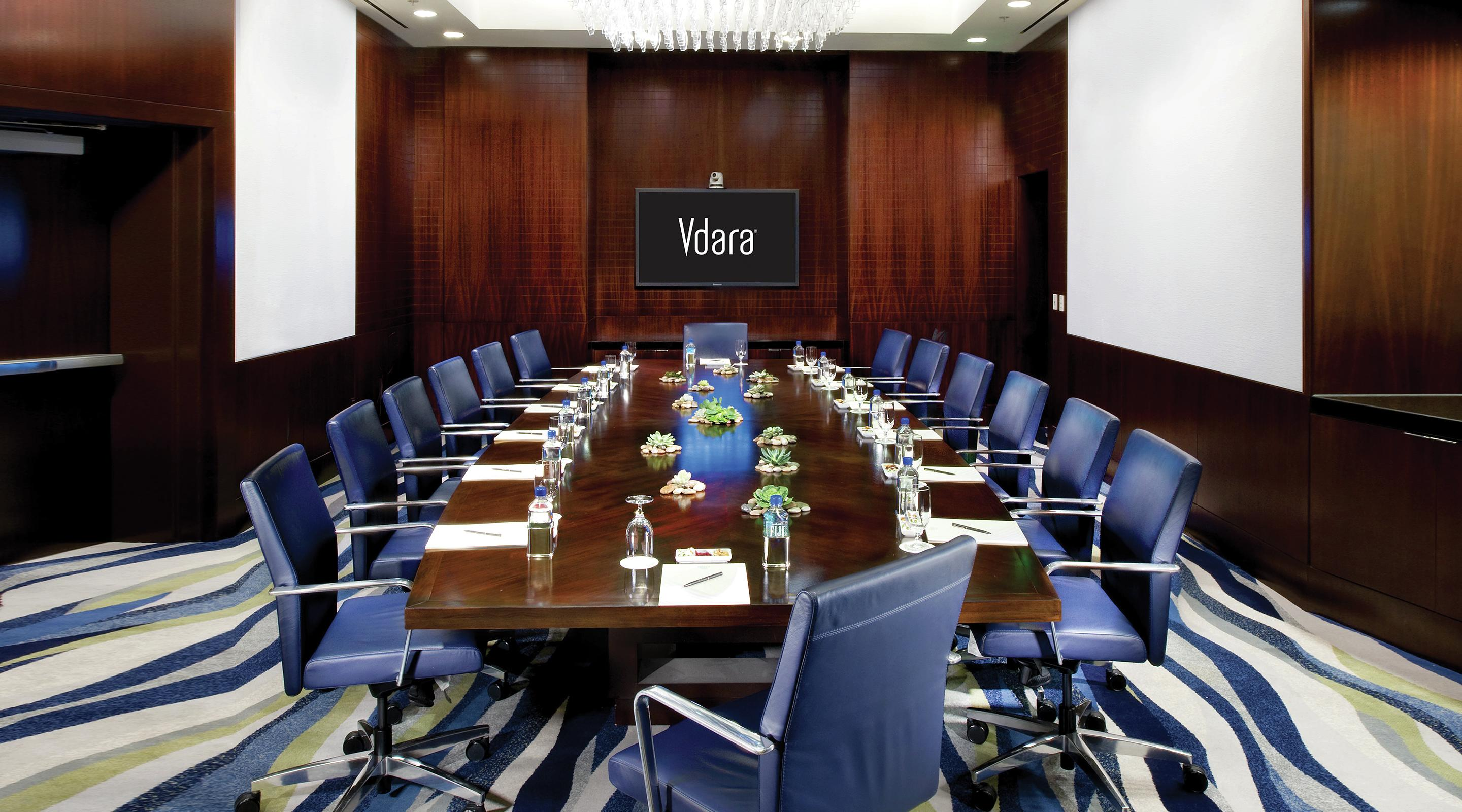 meeting rooms & convention spaces - vdara hotel & spa